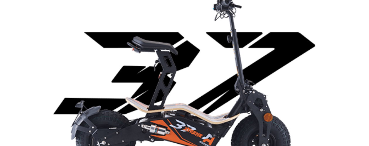Access 37′ Offroad E-Scooter
